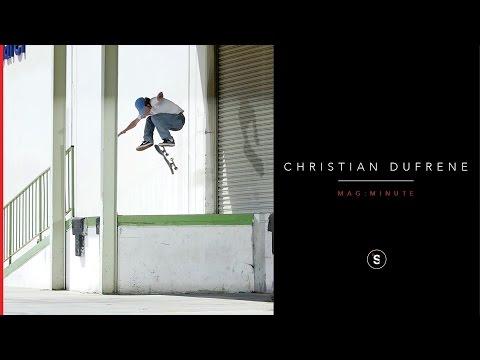 Christian Dufrene - Mag Minute