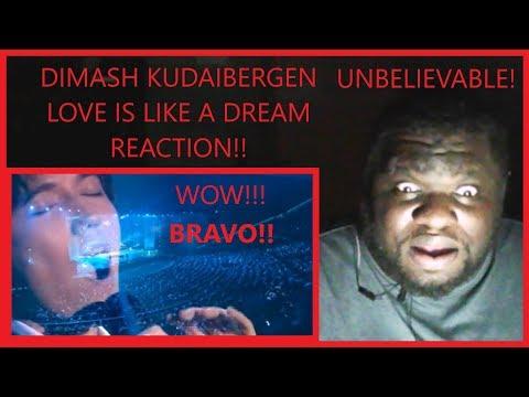 Dimash Kudaibergen- Hello REACTION!! (TOTALLY AWESOME!!) - Видео