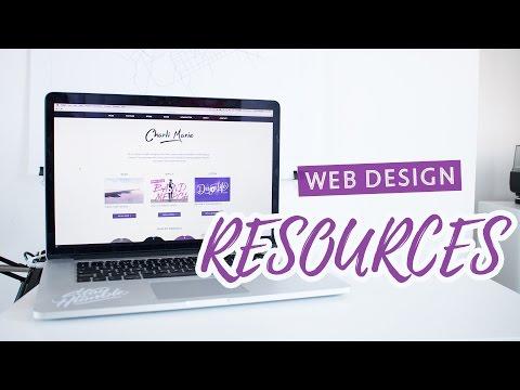 Essential Web Design Resources | CharliMarieTV