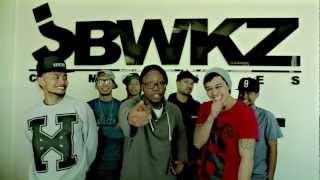 Jabbawockeez Shout Out for 2013 Philippines Tour!