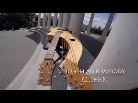 , title : 'Bohemian Rhapsody - Queen - Harp Guitar Cover - Jamie Dupuis'