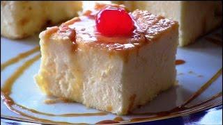 Tarta de queso y caramelo | Javier Romero