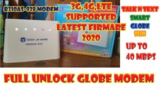 how to openline b310as 938 huawei modem high speed 2020 4g lte any sim simple steps by flashing