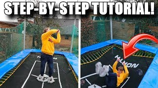 How To Improve Your Skills On A Trampoline!! (Easy Tips & Tricks!)
