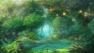 Relaxing Piano Music - Water Sounds, Sleeping Music, Healing BGM