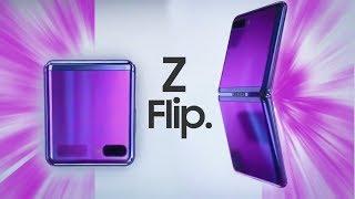Samsung Galaxy Z Flip OFFICIAL TRAILER!