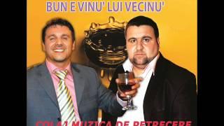 Nicu Paleru si Cristian Rizescu - Bun e vinu lui vecinu - COLAJ AUDIO High Quality Mp3 SPIROS GALATI