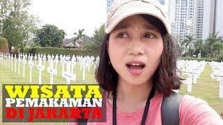 Mengintip Ereveld Menteng Pulo, Makam Kehormatan Belanda di Tengah Gedung Pencakar Langit Ibu Kota