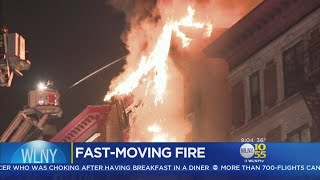 Bronx Fire Leaves Numerous Families Displaced