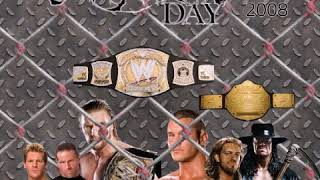 Zididada - Take It All (WWE Judgement Day 2008 Theme)