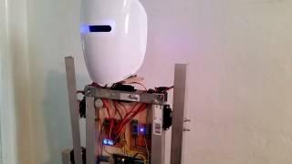 HR-1 Robot Video.