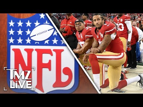 [TMZ] New NFL Rule Punishes Players That Kneel!