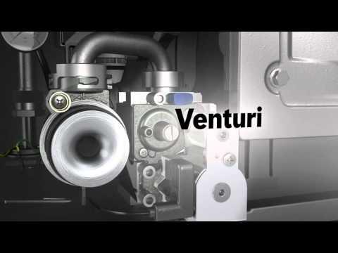 Chaudière sol gaz condensation CONDENS 9000IWM 30kW / 150 litres noire