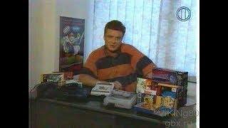 Денди Новая Реальность: телеканал ОРТ, 2 выпуск [23 июня 1995]