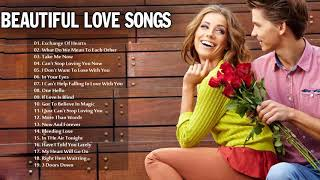 Most Beautiful Love Songs Collection - Best Romantic Songs Of All Time - Best Love Songs Ever