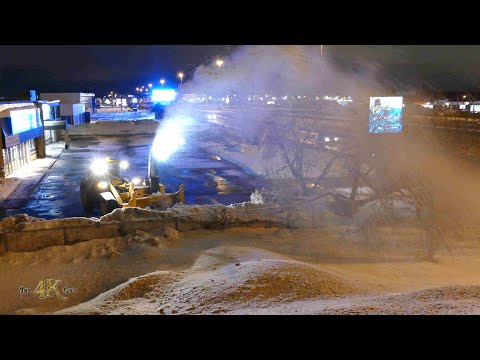 Canada: The annual two hour snow clearing video compilation of 2020