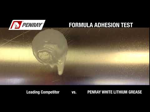 Penray 4816 White Lithium Grease