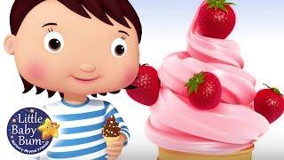 Ice Cream Song   Little Baby Bum   Nursery Rhymes for Babies   Songs for Kids   Little Baby Bum Song