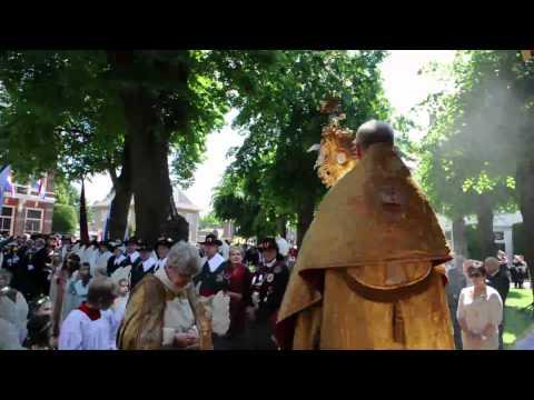 Heiligbloedprocessie 2012 De Vaart