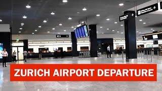 Zurich Airport, Switzerland