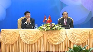 Thủ tướng thông báo kết quả kỳ họp lần thứ 39 Ủy ban liên Chính phủ Việt Nam - Lào