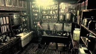 Resident Evil HD Remake Make V-Jolt, Plant 42, book shelf puzzle and the Helmet Key for the Mansion
