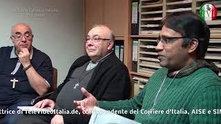 Intervista ai padri guanelliani Don Arcangelo Biondo e Don Rocky (Maria Arokiados Antonyraj) della M