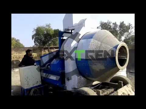NextGen Reversible Mobile Batching Plant