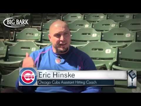 Eric Hinske Interview