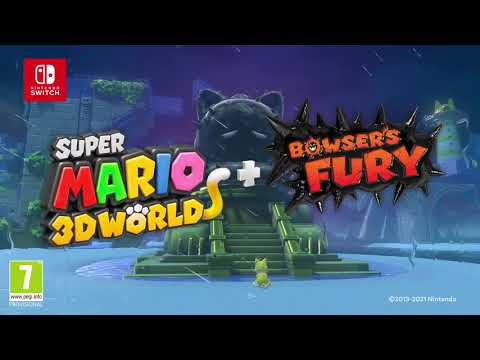 Видео № 2 из игры Super Mario 3D World + Bowser's Fury [NSwitch]