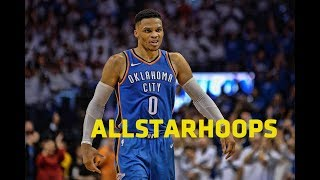 Russell Westbrook - Behind Barz (Freestyle) - Drake 2018
