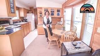 Retired Couple Downsized To A Beautiful Tiny Home - Shares Insights To Senior Tiny House Life