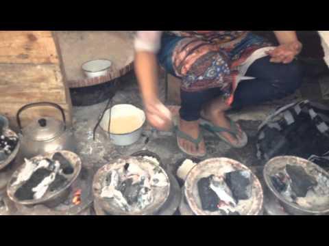 Video Makanan Khas Wonosobo