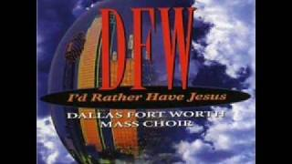 DFW Mass Choir-Blessed Assurance