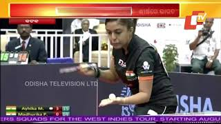 India Clean Sweeps Gold Medals In Commonwealth TT Championships