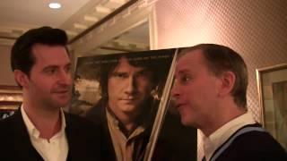 CINEMA-Reporter Scott Orlin talks to Richard Armitage