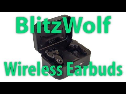 [Review] BlitzWolf® BW-FYE1 Wireless Bluetooth 5.0 Earbuds (Banggood.com)