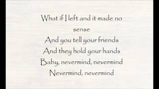 Nevermind   Dennis Lloyd (Lyrics)