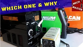 Guide to Harbor Freight Welders and Which Will Work for You!