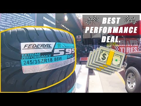 FEDERAL 595 RS-R – Tire Review