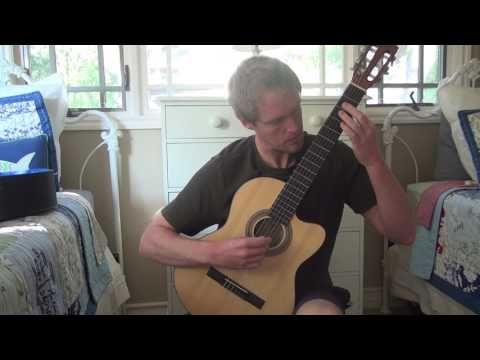 Chilean Dance by guitarist/composer Andrew York