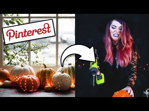 I Tested The Most Viral Pinterest Halloween Decorations Mp3