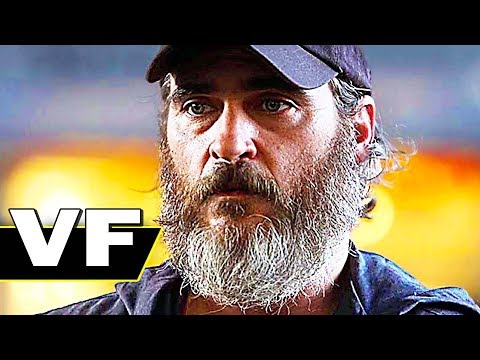 A BEAUTIFUL DAY Bande Annonce VF (2018) Joaquin Phoenix, Thriller