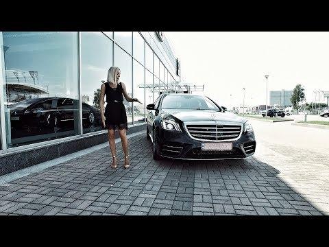 Mercedesbenz  S Class Седан класса F - тест-драйв 1
