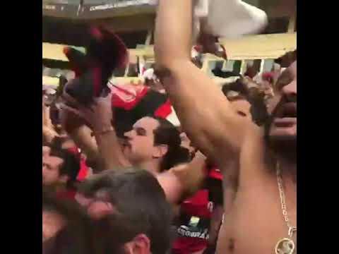 Gol do Título Libertadores 2019 GABIGOL Flamengo Campeão