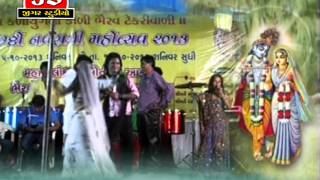 Kanudo Zilva Hendyo Re Gopiyo Tode Vadi Re | Gujarati Garba | Jagdish Thakor