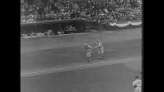 The 1934 WORLD SERIES: St. Louis Cardinals Vs. Detroit Tigers
