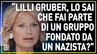 """""""LILLI GRUBER, DA DOVE ARRIVANO I SOLDI DEL GRUPPO BILDERBERG?"""" ► Francesco Amodeo"""