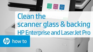 Hp Laserjet Enterprise Mfp Hp Managed Mfp Hp Pagewide Enterprise Mfp Vertical Lines Or Streaks When Copying Or Scanning From The Adf Hp Customer Support