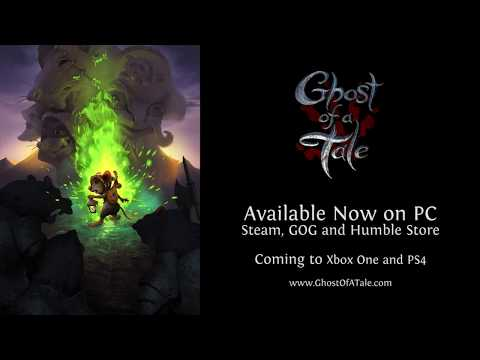 Ghost of a Tale - Final ReleaseTrailer thumbnail